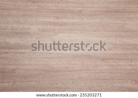 Natural cinnamon oak wood seamless background texture, top view - stock photo