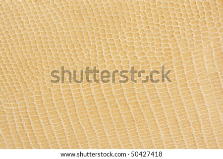 Natural decorated leather, for backgrounds or textures - stock photo