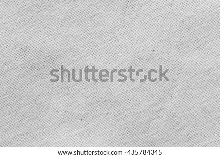 natural fabric linen texture for design. sackcloth textured. White Canvas for Background.