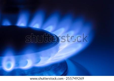 Natural Gas - stock photo