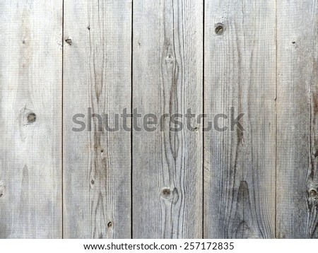 Natural gray wood texture for background - stock photo