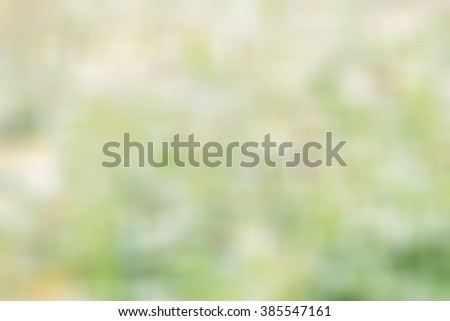 natural green bokeh background - stock photo
