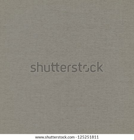 Natural grey linen texture background - stock photo