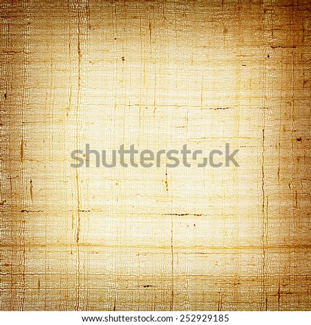 natural hemp fibre texture for the background, sackcloth - stock photo
