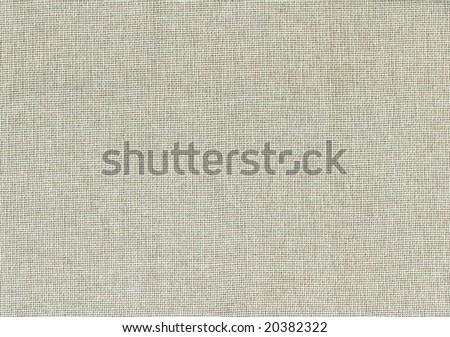 Natural hessian canvas texture. - stock photo