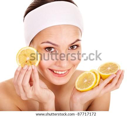 Read Facial fruit mask