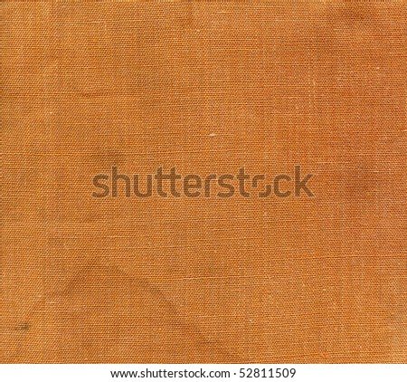 Natural linen striped stained textured canvas background