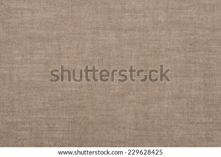 Natural Linen Texture. - stock photo