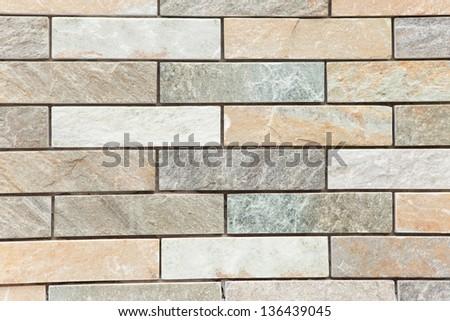 Natural marble pattern, close up shot - stock photo