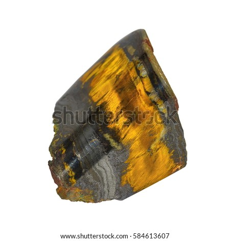 natural mineral gem stone tigers eye stock photo edit now
