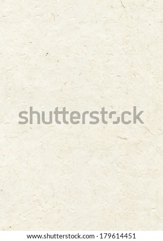 Natural nepalese recycled paper texture background - stock photo