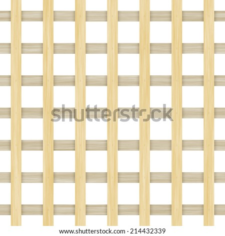 Natural rattan weave texture background - Wooden weave - stock photo