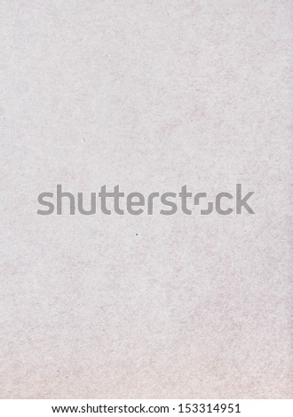 Natural Recycled light gray paper  texture or background with natural fiber parts. High resolution  - stock photo
