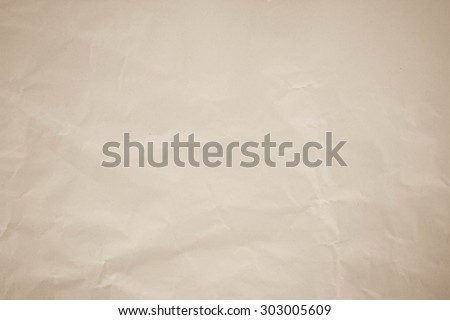 Natural Recycled Paper Texture - stock photo