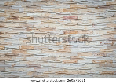Natural Sandstone Wall Texture And Background