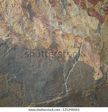 Natural slate texture or background