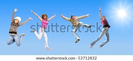 natural sport - stock photo