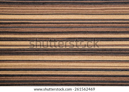 Natural stained rich wood background pattern. - stock photo