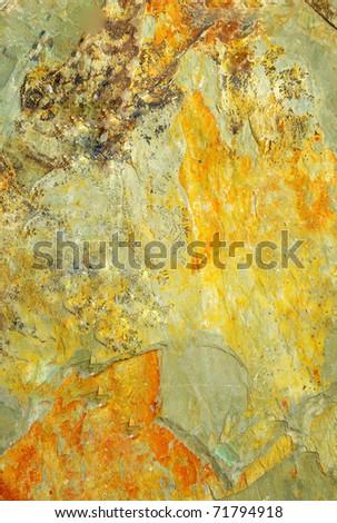 Natural stone background - stock photo