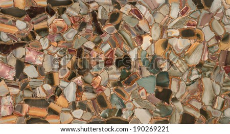 Natural Stone Textures For Design - stock photo