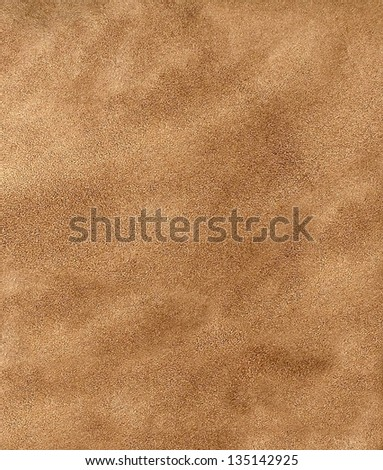 Natural Suede Texture