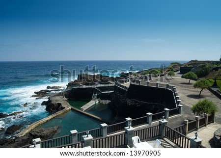 La Palma Canary Islands Stock Images Royalty Free Images Vectors Shutterstock