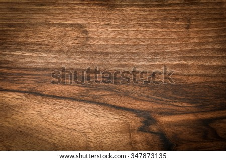 Natural Wood Pattern Background texture picture. Old rustic vintage grungy, decorative piece of real polished wood. Composite material picture.