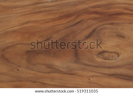 Natural Wood Texture of cut tree trunk for Background