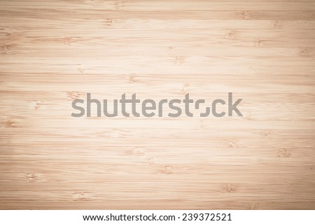 Natural Wooden Board Texture - stock photo