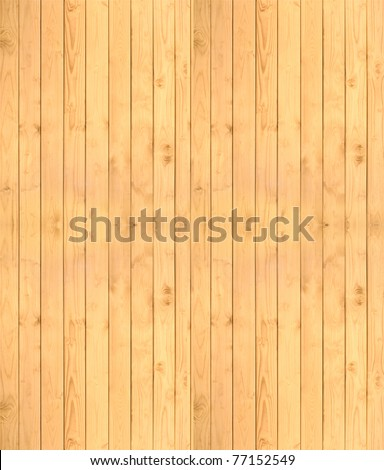 Natural wooden surface made from kiln-dried boards useful as background - stock photo
