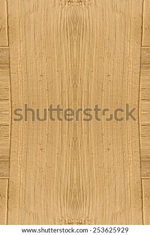 Natural wooden texture, empty wood background