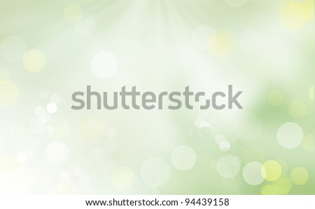 Nature bokeh. Natural background. Advertisement concept. Xmas desktop wallpaper design - stock photo