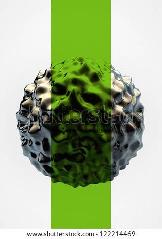 Nature Protection Concept - stock photo