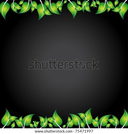nature simple background - stock photo