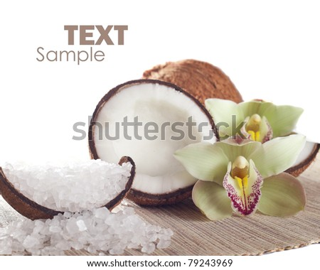 Nature Spa - stock photo
