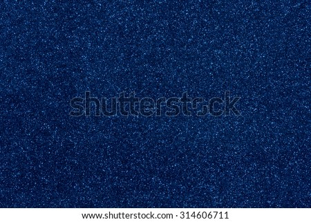 navy blue glitter texture christmas background - stock photo