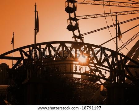 Navy Pier, Chicago - stock photo