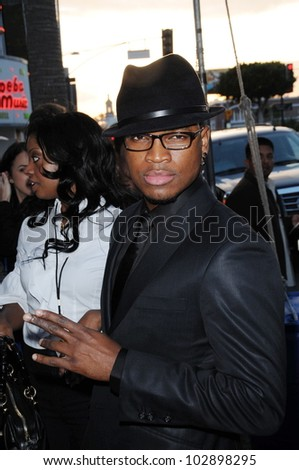 "Ne-Yo  at the ""Death at a Funeral"" World Premiere, Arclight, Hollywood, CA. 04-12-10"