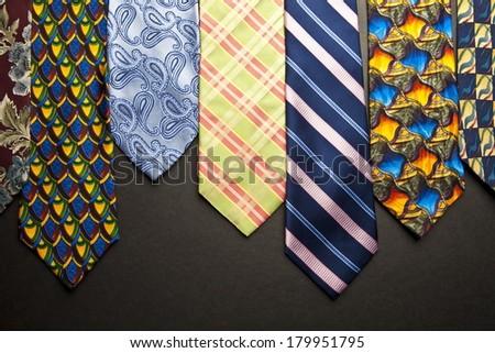 Neckties - stock photo
