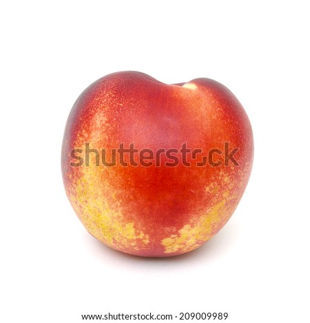 Nectarine - stock photo