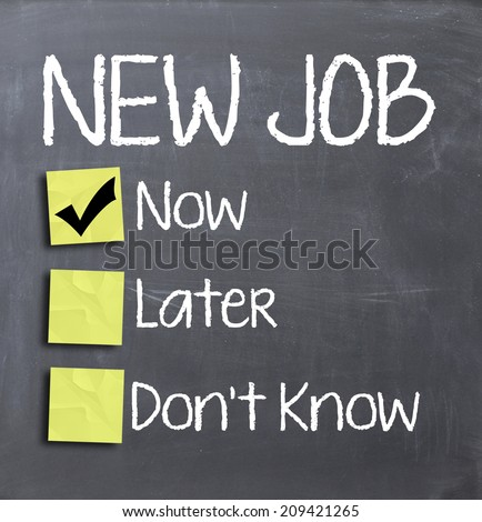 New Year New Job Stock Photos, Royalty-Free Images & Vectors ...