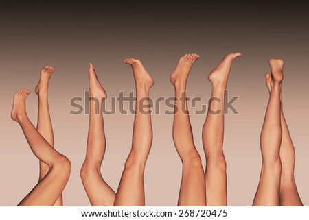 Need shoes? - stock photo