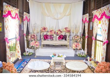 Negeri sembilan malaysia may 282015 bride stock photo 334584194 negeri sembilan malaysia may 282015 the bride and groom will seat junglespirit Gallery