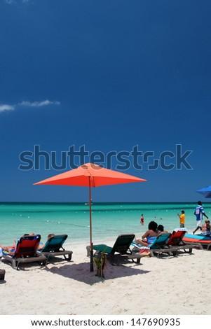 Negril, Jamaica  - stock photo