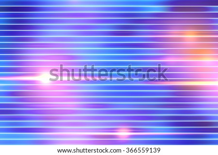 neon abstract background - stock photo