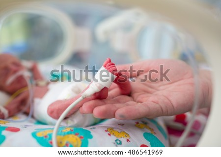 neonatal infant pulse oximeter for premature babies
