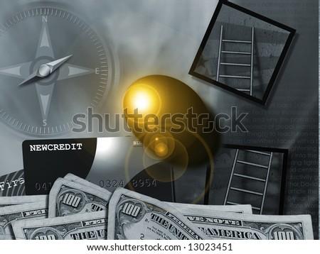 Nest Egg Investments - stock photo