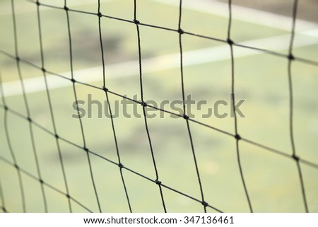 Net volleyball