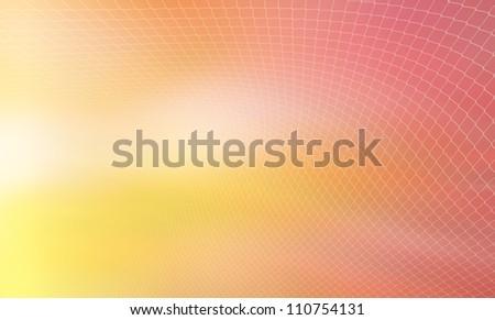 Net Wire - stock photo