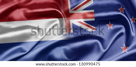 Netherlands and New Zealand
